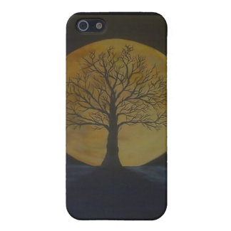 Harvest Moon iPhone 5/5S Cover