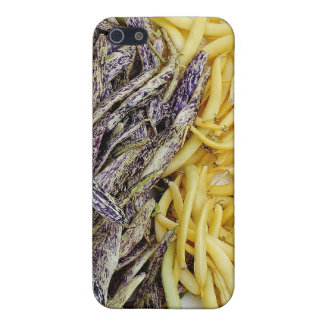 Harvest Of Beans Vegetable Speck Case iPhone 5 Covers