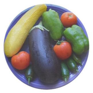 """Harvest Plate"" Plate"