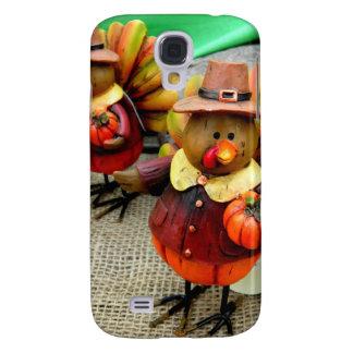 Harvest Turkey Galaxy S4 Case