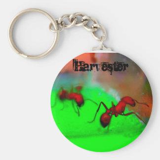 Harvester Keychain