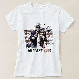 Harvey Dent - We Want You! T-Shirt