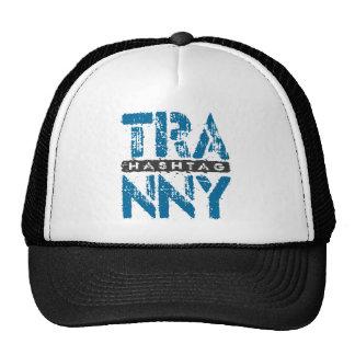 Hashtag TRANNY - Love Rebuilt Transmissions, Blue Cap