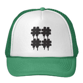 Hashtagger Trucker Hat