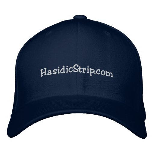 HasidicStrip.com Embroidered Baseball Cap