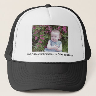 *HAT/CAP: Customise that perfect gift! Trucker Hat