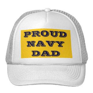 Hat Proud \Navy Dad