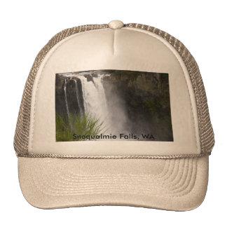 Hat:  Snoqualmie Falls Cap