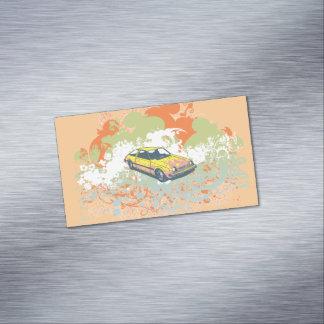 Hatch Back Magnetic Business Cards
