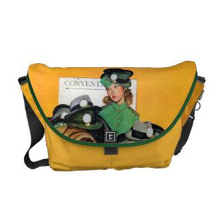 Hatcheck Girl Commuter Bag