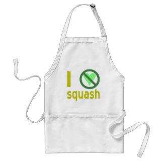 Hate Squash Standard Apron