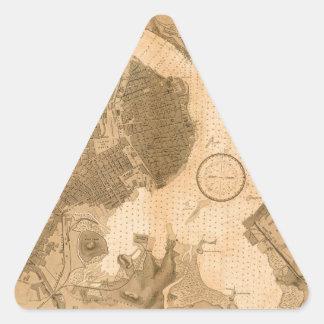Havana 1879 triangle sticker