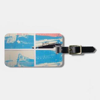 Havana 5 luggage tag