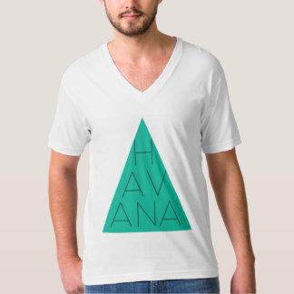 Havana Band V-Neck T-Shirt