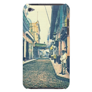 Havana Street Cuba 1899 Barely There iPod Covers