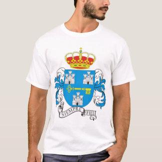 Havana's crest in T-shirt