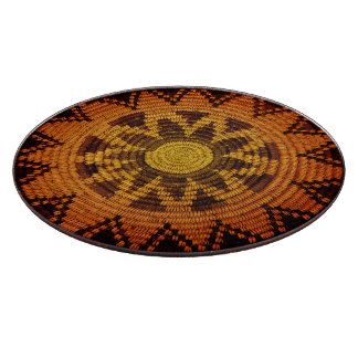 Havasupai Indian Basket Cutting Board