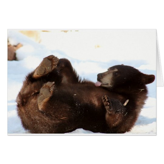 Have a BEARY Good Day!!! Card