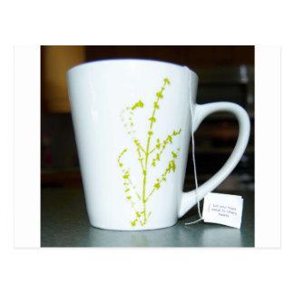 Have a cup O' tea! Postcard