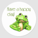 HAVE A GOOD DAY! STICKER