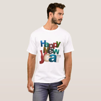 Have a Happy New Year Men T-Shirt
