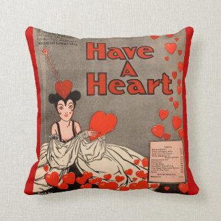 Have a Heart Cushion