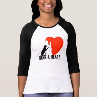 Have A Heart (Dog) T-Shirt
