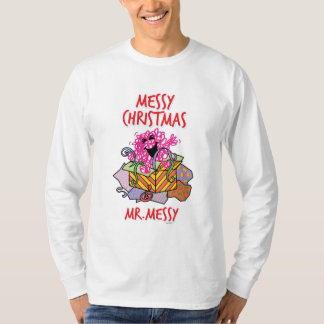 Have A Messy Christmas T-Shirt