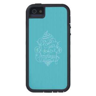 Have a Safe Journey iPhone 5 Cases