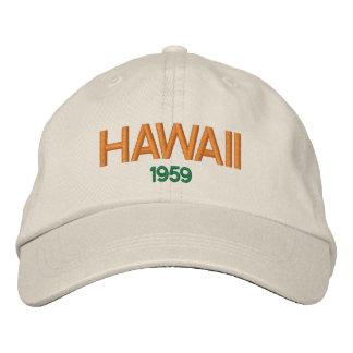 Hawaii 1959 Statehood Hat' Baseball Cap