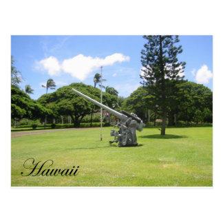 Hawaii 3 postcard