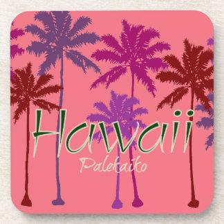 Hawaii Cork Coaster