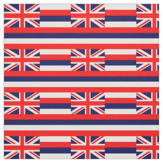 HAWAII Flag Fabric