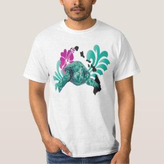 Hawaii Green Sea Turtle Tee Shirts