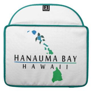 Hawaii Oahu Island MacBook Pro Sleeve