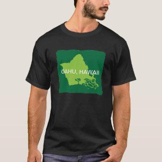 Hawaii Oahu Island T-Shirt