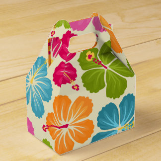 Hawaii Party Favour Box