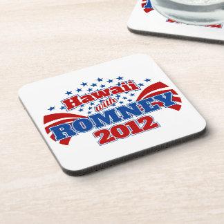 Hawaii with Romney 2012 Coaster