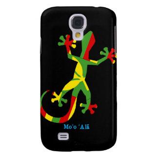 Hawaiian Flag Gecko Galaxy S4 Case