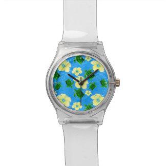 Hawaiian Green Sea Turtle Wristwatch