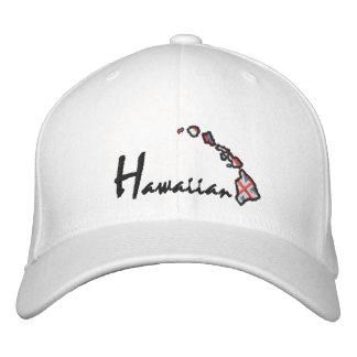 Hawaiian Islands Hat Embroidered Hat