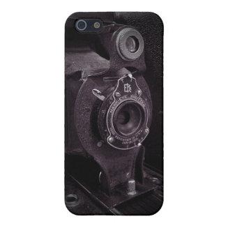 Hawk-Eye Camera iPhone 5 Cases