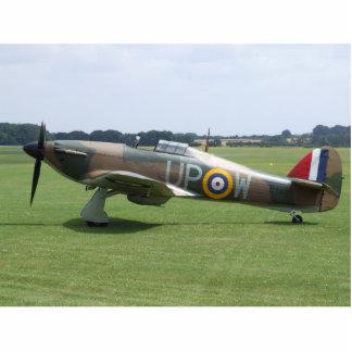 Hawker Hurricane Standing Photo Sculpture