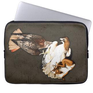 Hawks Hunt Vintage Laptop Sleeve