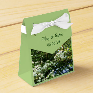 Hawthorn & Oak Favor Box for Beltane Handfastings Party Favour Boxes