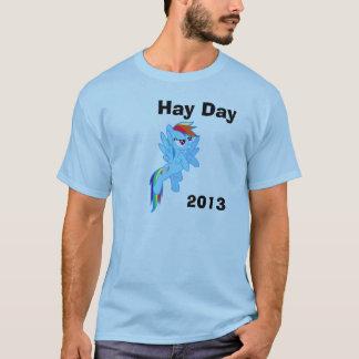 Hay Day 2013 official shirt (Disneyland)