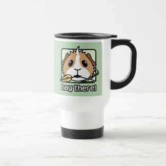Hay There! (Guinea Pig) Travel Mug