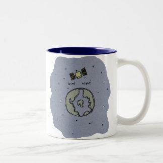 hayabusa? Two-Tone mug