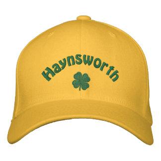 Haynsworth Four Leaf Clover Baseball Cap