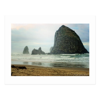 Haystack Rock Postcard